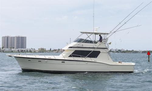 Image of Hatteras Convertible for sale in United States of America for $319,900 (£250,863) West Palm Beach, United States of America