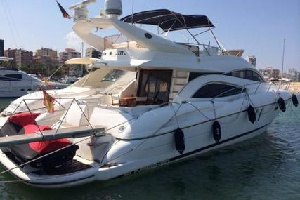 Sunseeker Manhattan 56 for sale in Spain for €430,000 (£383,466)
