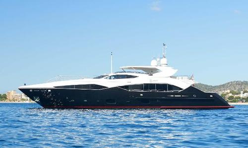 Image of Sunseeker Predator 130 for sale in Italy for €11,800,000 (£10,436,013) Imperia, Italy