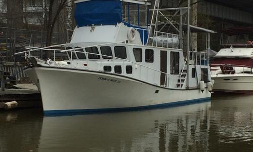 Image of Duguay 42 Lobster Hull for sale in  for P.O.A. Oakville, ON,