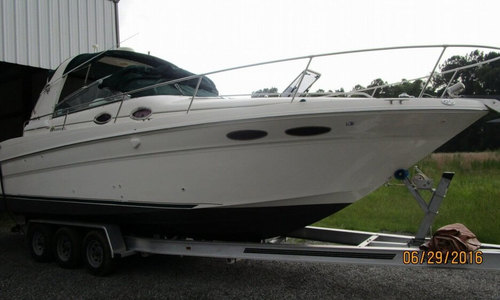 Image of Sea Ray 290 Sundancer for sale in United States of America for $47,500 (£35,997) Richmond Hill, Georgia, United States of America
