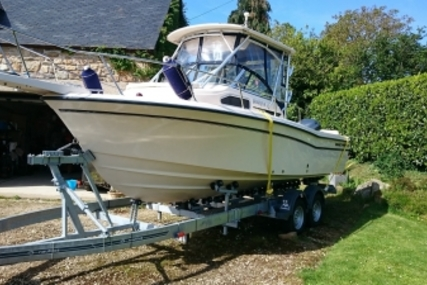 Grady-White Seafarer 226 for sale in France for €38,500 (£33,957)