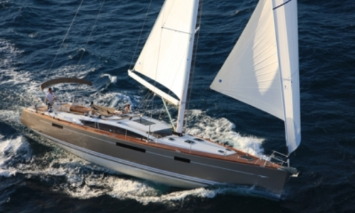 Image of Jeanneau Sun Odyssey 57 for sale in France for €425,000 (£378,737) LA GRANDE MOTTE, France