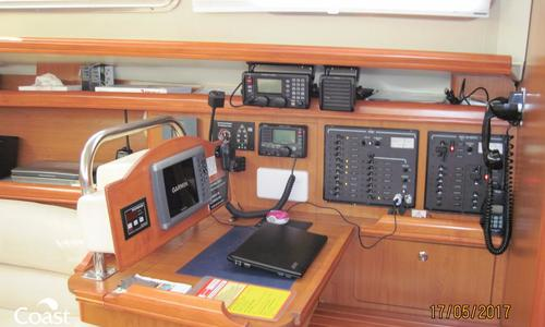 Image of Hunter 41 Deck Salon for sale in Guadeloupe for €104,750 (£91,825) Marina de Rivière Sens, , Guadeloupe