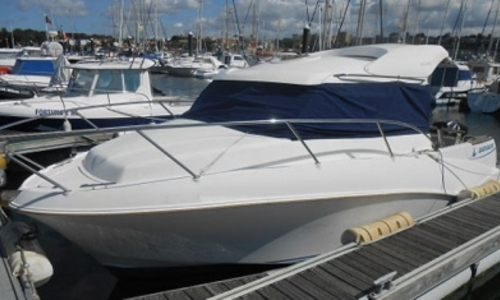 Image of Quicksilver 640 Weekend for sale in Portugal for €22,500 (£20,194) NORTH OF , Portugal