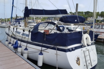 Moody 36 for sale in Ireland for €38,000 (£33,286)