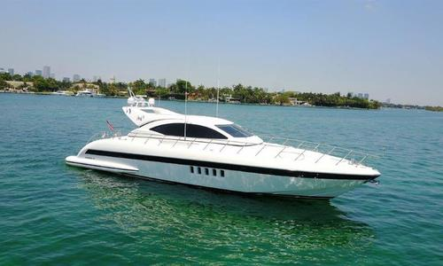 Image of Mangusta 105 for sale in United States of America for $899,999 (£668,101) Miami Beach, United States of America