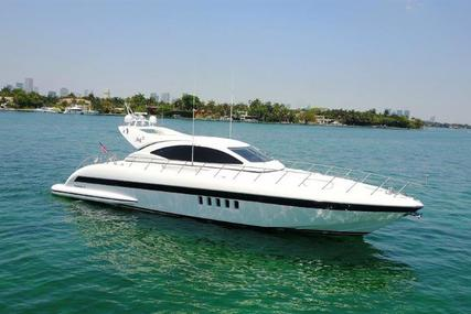 Mangusta 105 for sale in United States of America for $799,000 (£607,956)