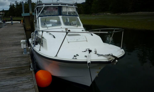 Image of Uniflite Salty Pup 23 for sale in United States of America for $13,500 (£10,140) Deer Harbor, Washington, United States of America