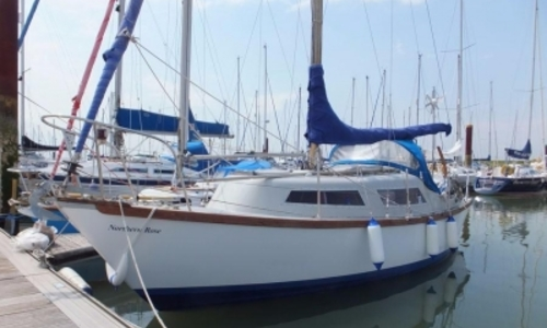 Image of HURLEY MARINE HURLEY 27 for sale in United Kingdom for £6,250 BURNHAM ON CROUCH, United Kingdom
