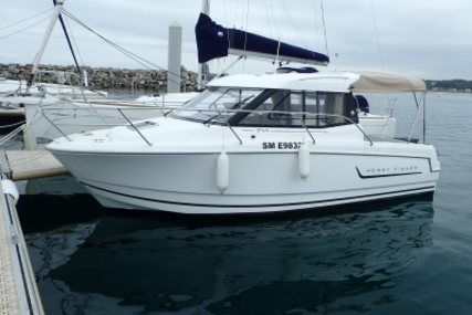 Jeanneau Merry Fisher 755 Marlin for sale in France for €41,900 (£37,128)