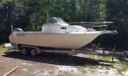 Image of Sea Fox 230 Walkaround for sale in United States of America for $14,990 (£10,764) Gulf Breeze, Florida, United States of America