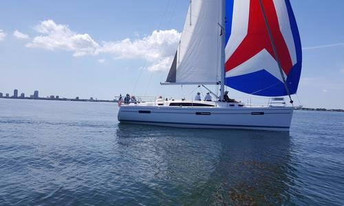 Image of Catalina 425 for sale in United States of America for $274,980 (£196,718) St. Simons Island, GA, United States of America