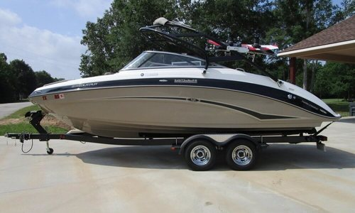 Image of Yamaha 242 Limited S for sale in United States of America for $45,000 (£32,193) Huffman, Texas, United States of America