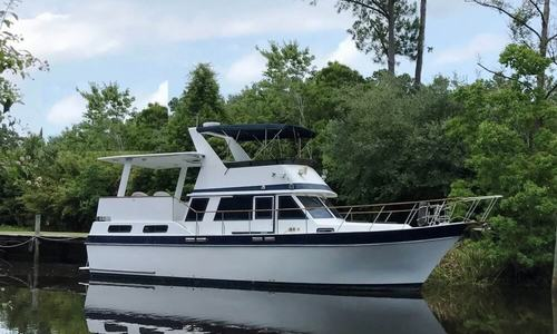 Image of Californian 38 Double Cabin Motoryacht for sale in United States of America for $38,000 (£28,823) Lacombe, Louisiana, United States of America