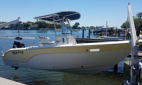 Image of Sea Fox 216 Pro CC for sale in United States of America for $28,900 (£20,790) Saint Petersburg, Florida, United States of America