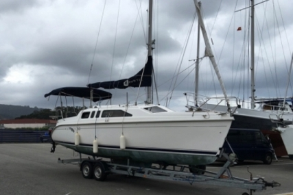 Hunter 260 LEGEND LIFTING KEEL for sale in Spain for €24,000 (£21,158)