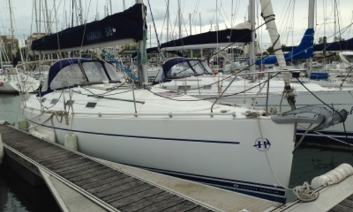 Image of Poncin Yachts Harmony 38 for sale in France for €59,000 (£51,720) LA ROCHELLE, France