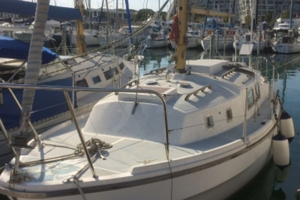 Westerly 31 Renown for sale in France for €14,000 (£12,395)
