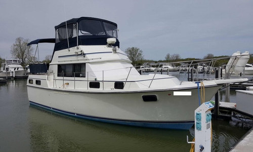 Image of Carver 36 for sale in United States of America for $38,900 (£27,829) Port Clinton, Ohio, United States of America