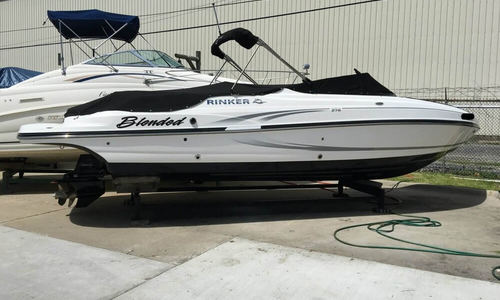 Image of Rinker Captiva 276 BR for sale in United States of America for $63,500 (£45,405) Harrison Township, Michigan, United States of America