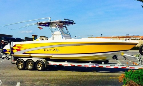 Image of Donzi 35 ZF for sale in United States of America for $69,999 (£49,170) Timmonsville, South Carolina, United States of America