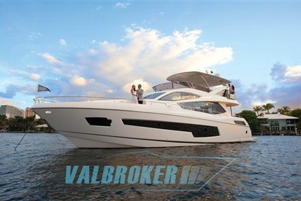 Sunseeker Yacht 75 for sale in Spain for £2,500,000