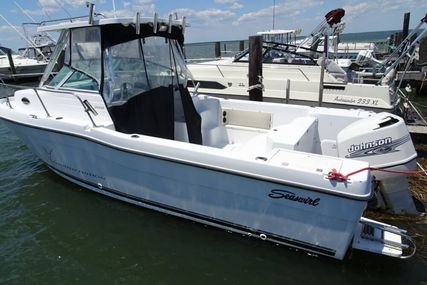 Seaswirl Striper 2600 Limited Edition Walkaround for sale in United States of America for $12,000 (£9,017)
