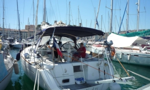 Image of Beneteau Oceanis 37 for sale in France for €89,000 (£79,719) COGOLIN, France