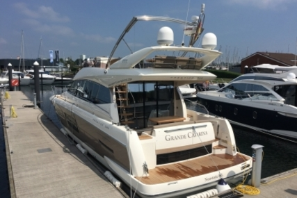 Prestige 500 for sale in Germany for €585,000 (£513,419)