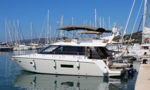 Image of Sealine F450 for sale in Croatia for €298,000 (£260,825) SEGET DONJI, Croatia
