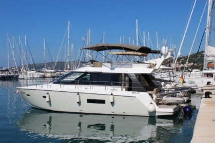 Sealine F450 for sale in Croatia for €298,000 (£262,717)