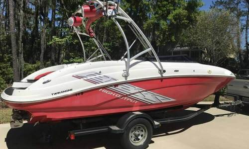 Image of Yamaha 212SS for sale in United States of America for $29,500 (£21,257) Saint Simons Island, Georgia, United States of America