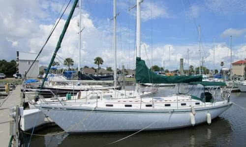 Image of Irwin Yachts 40 Mk II for sale in United States of America for $48,750 (£34,525) League City, Texas, United States of America