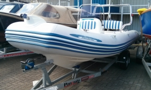 Image of Zodiac Medline Ii Compact for sale in Germany for €15,900 (£14,077) BONNINGSTEDT, Germany