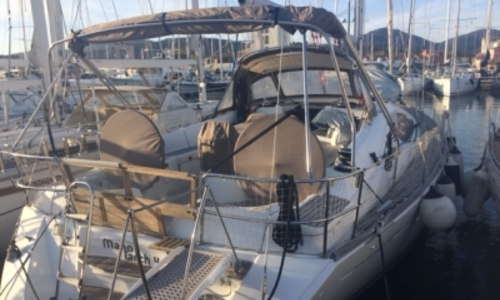 Image of Jeanneau Sun Odyssey 45 DS Shallow Draft for sale in France for €190,000 (£166,045) GRIMAUD, France