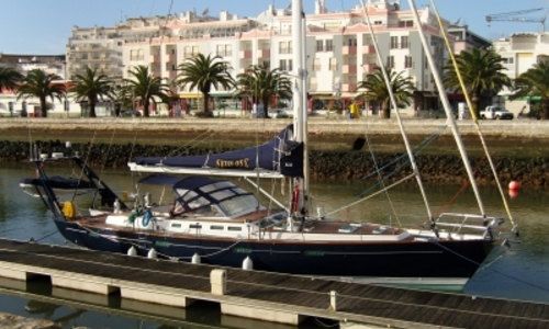 Image of Beneteau Oceanis 57 for sale in Portugal for €375,000 (£327,720) LISBON, Portugal