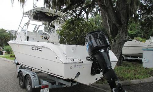 Image of Sea Fox 257 Walkaround for sale in United States of America for $27,490 (£19,809) Palmetto, FL, United States of America
