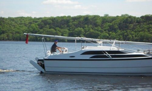 Image of Macgregor 26M for sale in United States of America for $19,500 (£13,943) Scandia, Minnesota, United States of America