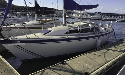 Image of O'day 272 Masthead Sloop for sale in United States of America for $8,000 (£6,299) Bloomington, Indiana, United States of America