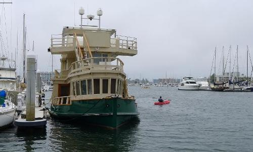 Image of Custom Garbott Walsh converted ferry for sale in United States of America for $600,000 (£432,348) Marina del Rey, CA, United States of America