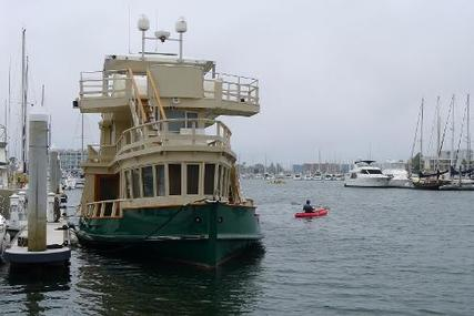Custom Garbott Walsh converted ferry for sale in United States of America for $600,000 (£450,603)