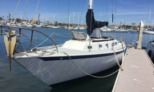 Image of Ericson Yachts 35 MKII for sale in United States of America for $15,500 (£11,049) Newport Beach, California, United States of America