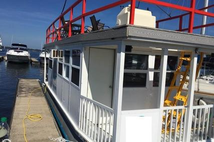 Custom 31FT 4-Pontoon Houseboat for sale in United States of America for $29,900 (£21,350)
