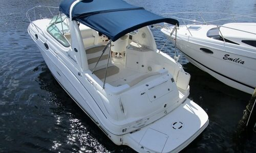 Image of Sea Ray 280 Sundancer for sale in United States of America for $53,800 (£38,469) Fort Lauderdale, Florida, United States of America
