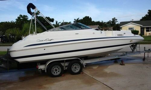 Image of Chris-Craft Sport Deck 232 for sale in United States of America for $16,500 (£12,555) Merritt Island, Florida, United States of America