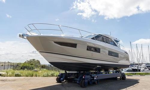Image of Jeanneau Leader 46 for sale in Netherlands for €598,950 (£524,649) Netherlands