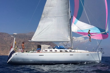 Beneteau First 47.7 for sale in Spain for €149,000 (£131,153)