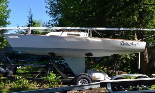 Image of J Boats J/22 for sale in United States of America for $12,500 (£8,938) Gilford, New Hampshire, United States of America