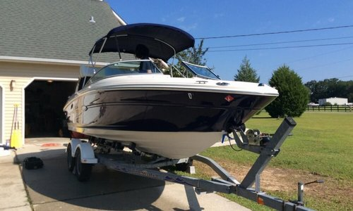 Image of Sea Ray 200 Select for sale in United States of America for $16,500 (£11,685) Milton, Florida, United States of America